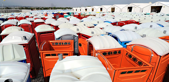 Champion Portable Toilets in Union City, CA